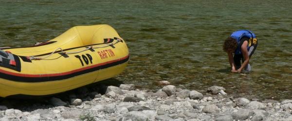 Avventura e sport nell'alta valle dell'Isonzo