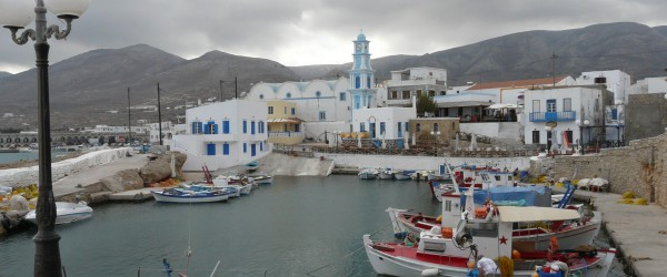 Kasos, l'isola isolata