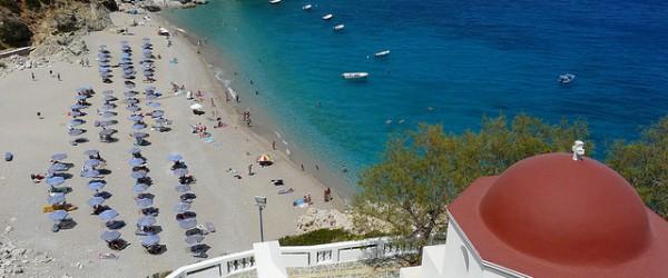 Karpathos, i Caraibi nell'Egeo