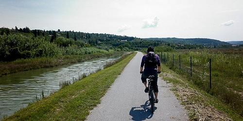 In bicicletta lungo le tracce della Parenzana e attraverso l'Istria minore