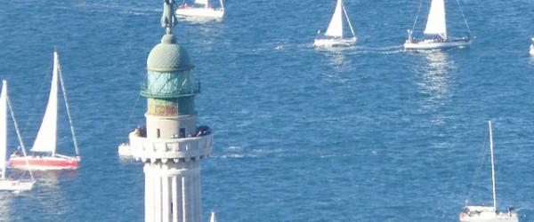 Trieste e il suo bianco custode