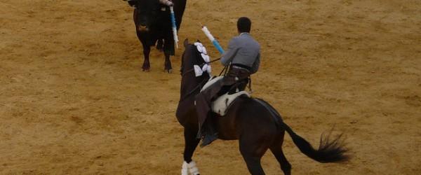 Il Rejoneo, la corrida a cavallo