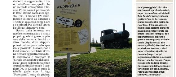 La nostra Parenzana