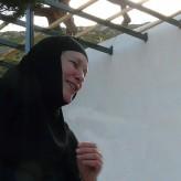 Amorgos, il sorriso di sorella Irini