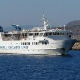 Arriva lo Skopelitis, ed è festa in ogni porto