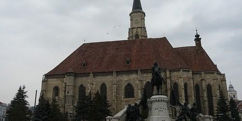 Una passeggiata a Cluj