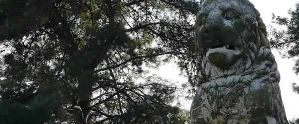 Ad Amphipolis, sotto l'occhio del Leone