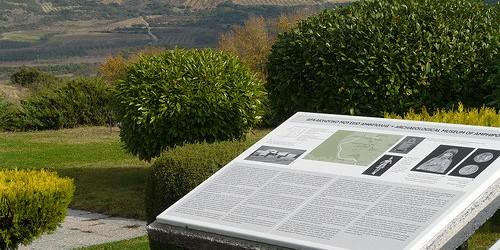 Amphipoli, 5 corpi