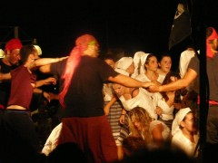 n67, festa dei pirati
