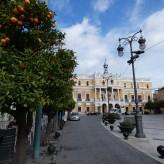 Badajoz, ai piedi dell'Alcazaba